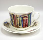 Чайная пара Литература, 500мл Roy Kirkham XCWRIT1100