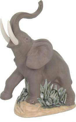 Статуэтка фарфоровая NAO Слон (Elephant) 23см 02012006