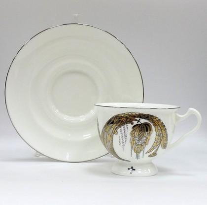 Чашка с блюдцем ИФЗ Айседора, Навсегда вместе №2 81.20378.00.1