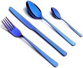 Набор столовых приборов Herdmar Oslo Blue, 24 предмета, синий 0823024AZ00E14