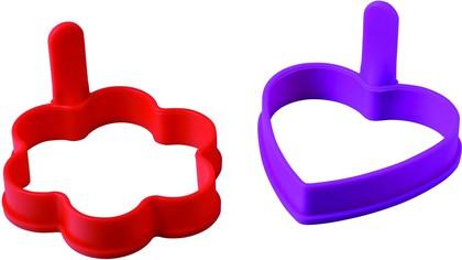 Набор селиконовых форм Весёлый завтрак 2пр Regent Inox 93-SI-S-14.1