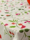 Скатерть Aitana Manet, 140x100см, водоотталкивающая цветы MANET/140100/flower