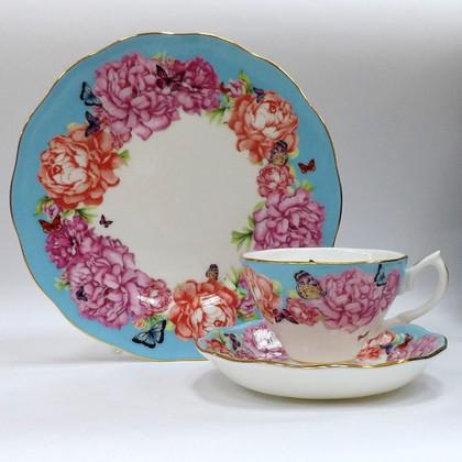 Чайная тройка Преданность, Миранда Керр 3 пр. Royal Albert 40001840