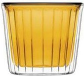 Чаша для десерта Luigi Bormioli Thermic Glass Amber, 240мл, 2шт 11870/01