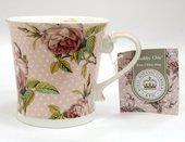 Кружка Creative Tops Шебби Шик розовый, форма Танкард 5125546