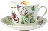 Чайная пара для завтрака В саду 500мл Roy Kirkham XINT1100