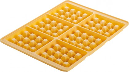 Форма для выпечки 6 вафель Tescoma Delicia Silicone 629342.00