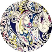 Тарелка обеденная Denby Космик, 22см 172010004
