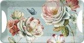 Поднос для сэндвичей Романтический сад, 38x20см Creative Tops TRSLH3017