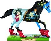 Статуэтка Лошадь Пастушки правят (Cowgirls Rule), 16см Enesco 4026390