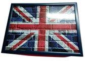 Поднос с подушкой Юнион Джек 41x31см Top Art Studio HSN1282-TA
