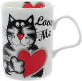 "Кружка ""Любимые кошки"" Ланкастер 300мл Roy Kirkham COLOVMC1000"