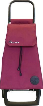 Сумка-тележка Rolser MF Joy-1800, 2 колеса, фиолетовая BAB012bassi