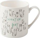 Кружка Безумные коты 300мл Creative Tops 5199947