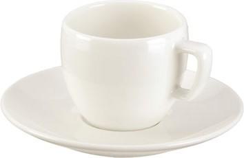 Чашка для эспрессо с блюдцем Tescoma CREMA 387120