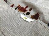 Набор льняных полотенец Специи 3шт 45x70 Белорусский лён 13c226/118/1