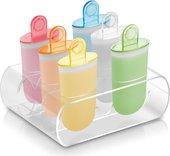 Формочки для мороженого Tescoma Bambini, 6шт 668220.00