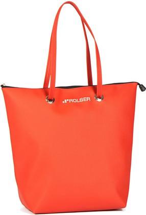 Сумка хозяйственная Rolser Bag S Bag, красная SHB020rojo