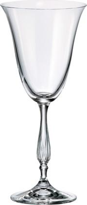 Фужеры 6шт Антик 250мл вино Crystalite Bohemia 1SF58/250
