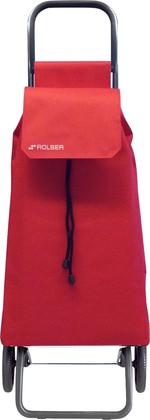 Сумка-тележка хозяйственная красная Rolser RG SAQUET SAQ002rojo