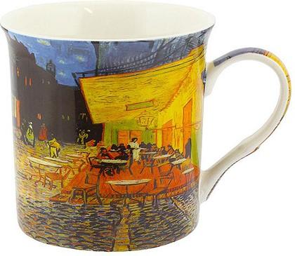 Кружка Импрессионисты Ван Гог. Кафе 300мл The Leonardo Collection LP92484