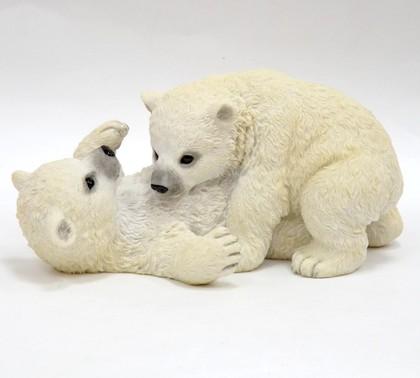 Статуэтка Полярные медведи - Сдавайся!, 7.5см Widdop Bingham WS0837-TA
