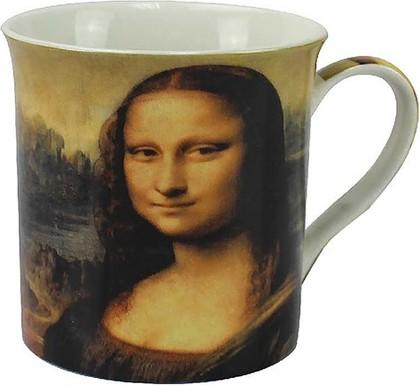 Кружка Импрессионисты Да Винчи. Мона Лиза 300мл The Leonardo Collection LP92483