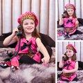 """Детский фартук и колпак поварёнка """"Леопард"""" Vigar Lulu 5232"""