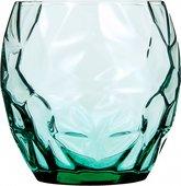 Набор зеленых стаканов Prezioso, 4шт 500мл Luigi Bormioli 11588/01