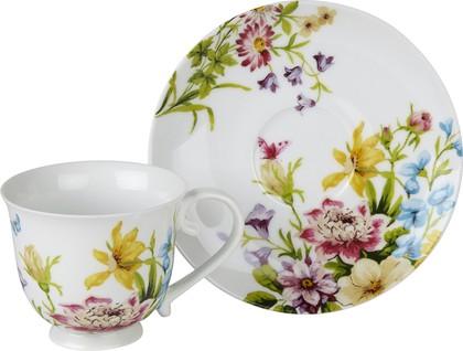 Чайная пара Английский Сад Katie Alice Флорал Creative Tops CUP3671