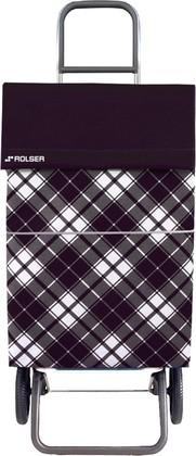 Сумка-тележка Rolser Capri, чёрная DML021negro