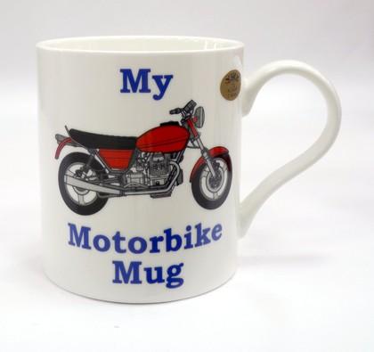 Кружка Lesser & Pavey Виндзор Мой мотоцикл 400мл LP92547
