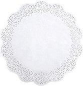 Салфетки бумажные круглые, 36см, 8шт Tescoma Delicia 630662.00