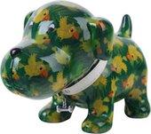 Копилка Pomme-Pidou Дог Bruno зелёная 148-00239/A