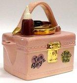 Чайник коллекционный «Для красотки» (Make up Case Teapot) The Teapottery 4440