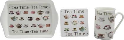 Набор из 3-х предметов 330мл Время пить чай The Leonardo Collection LP91364