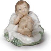 Статуэтка фарфоровая NAO Младенец Иисус (Baby Jesus) 6см 02000312