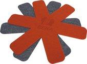 Защитные вкладыши для хранения посуды Beka, фетр, 38см, 2шт 12003960