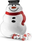 Блюдо SagaForm Winter Снеговик 5017701