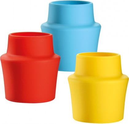 Пробка для бутылок Tescoma Presto силиконовая, 3шт 420695.00