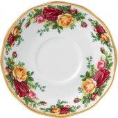Блюдце чайное Розы Старой Англии Royal Albert IOLCOR00131