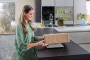 Весы кухонные электронные Soehnle Page Profi 300, 20кг/1гр, белый 61507
