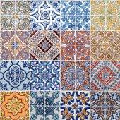 Салфетки Плитка, 33x33см, 20шт Paper+Design 200264