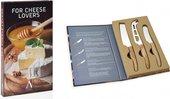 Подарочный набор из 3 ножей для сыра Andrea House CC17007