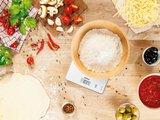 Весы кухонные электронные Soehnle Page Compact 300, 5кг/1гр, белый 61501