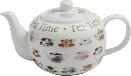 Чайник Время пить чай, 1л The Leonardo Collection LP91368