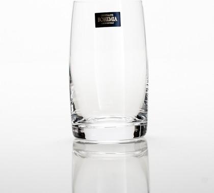 Стаканы для воды Crystalite Bohemia Идеал, 6шт., 250мл 25015/250S