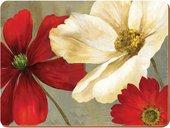 Подставки под горячее Creative Tops Цветочный Эскиз 30x23см, 6шт, пробка 5169670