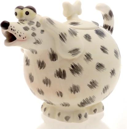 Чайник заварочный Собака с косточкой, 17см Jameson & Tailor JT1142