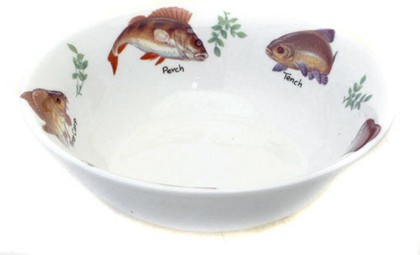 "Салатник 16,8см ""Рыбалка"" Roy Kirkham XFISH1260"